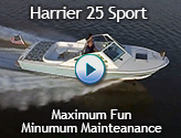 View Harrier 25 Sport Video